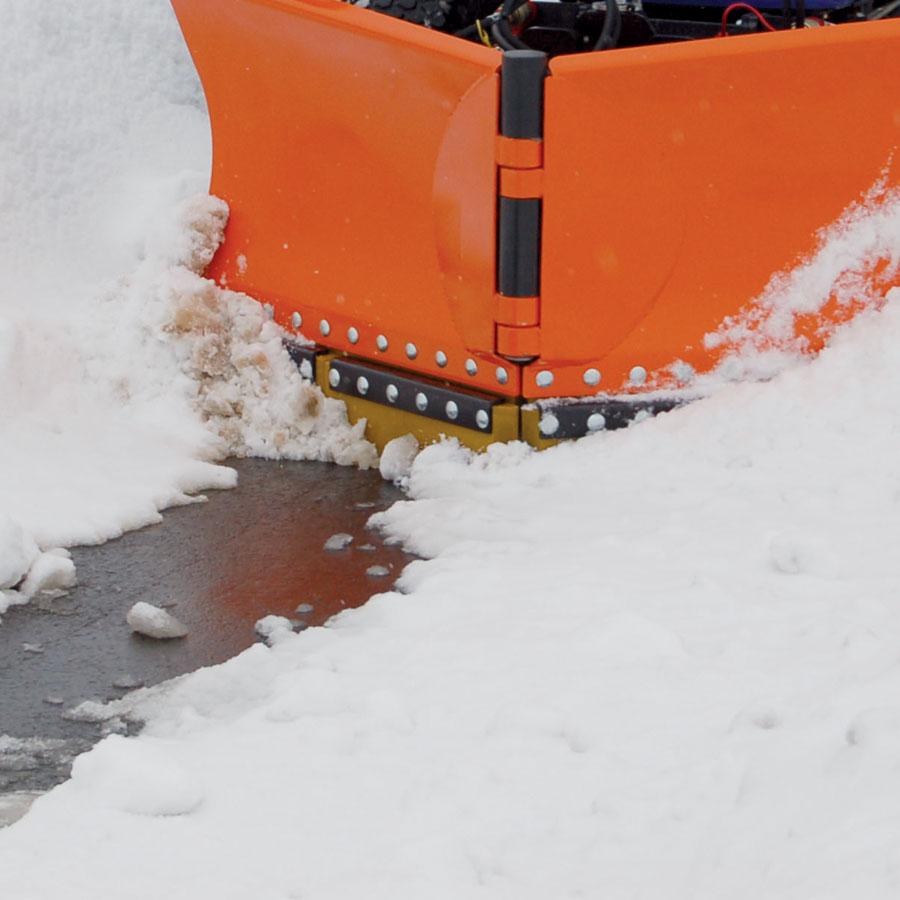 Kubota Sneeuwbladen  Verstelbaar